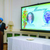 Indian Embassy hosts memorial ceremony for 2 stalwarts of India-U.S. journalism