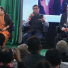 Secretary Mulay Interacts with community, discusses India's development