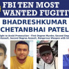 FBI puts Indian man on Top Ten Most Wanted list with $100,000 reward