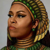 'Remix' or plagiarism? Artists battle over a Chicago mural of Michelle Obama