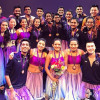 Northwestern University's Anubhav team wins Bollywood Dance Championship in California