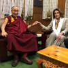 In India, Nancy Pelosi vows US will stand by Dalai Lama