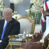Under siege in Washington, Trump reaps Saudi arms deal, stronger ties