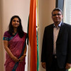 Vice Chancellor of Osmania University discusses opportunities with Consul General of India in Chicago