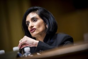 Seema Verma is the administrator of the federal Centers for Medicare and Medicaid Services. Photo by Kate Patterson for The Washington Post)