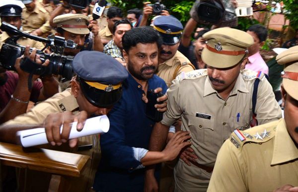 Dileep in custody till evening
