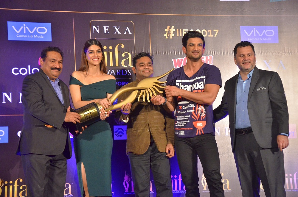 All set for IIFA 2017 in NY