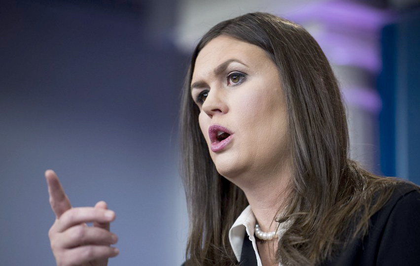 Does Sarah Huckabee Sanders Miss President Obama As Much As We Do?