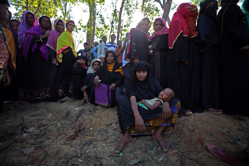 Deal signed to return Myanmar Rohingya