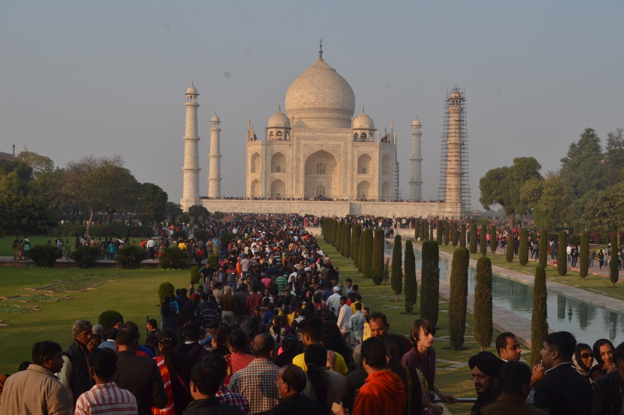 is india neglecting its iconic taj mahal because it was built by muslims. Black Bedroom Furniture Sets. Home Design Ideas