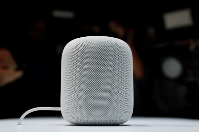 Apple pushes back release of HomePod speaker to 2018