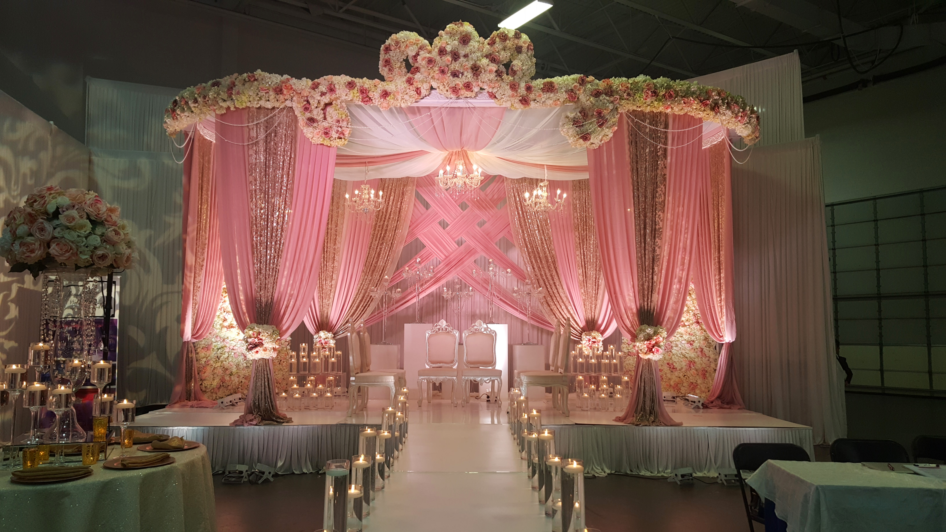 Grand Dulhan Expo in New Jersey planning for the perfect dream
