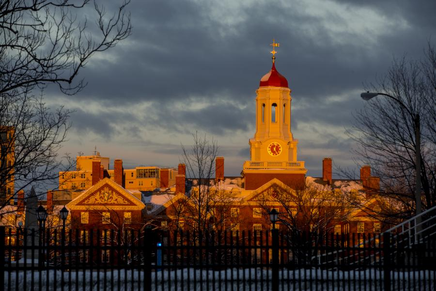 Justice Department pushes Harvard on admissions policies
