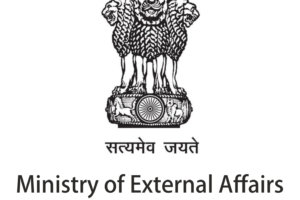 Ministry of external affairs(web)