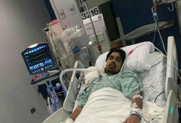 Hyderabad man studying in Chicago shot at by assailants, battling for life