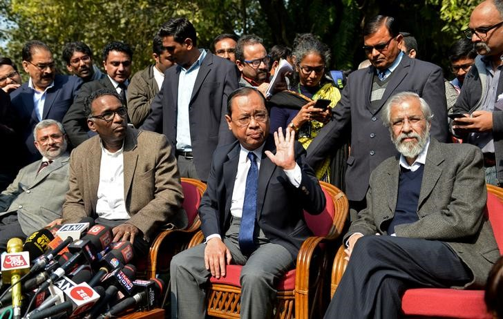 Democracy will not survive without free judiciary: top SC judges to media