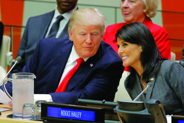 Maxine Waters asks Haley: Why suffer 'endless humiliation' with Trump?