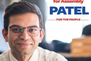 Ankur Patel for State Assembly (Courtesy: Facebook)