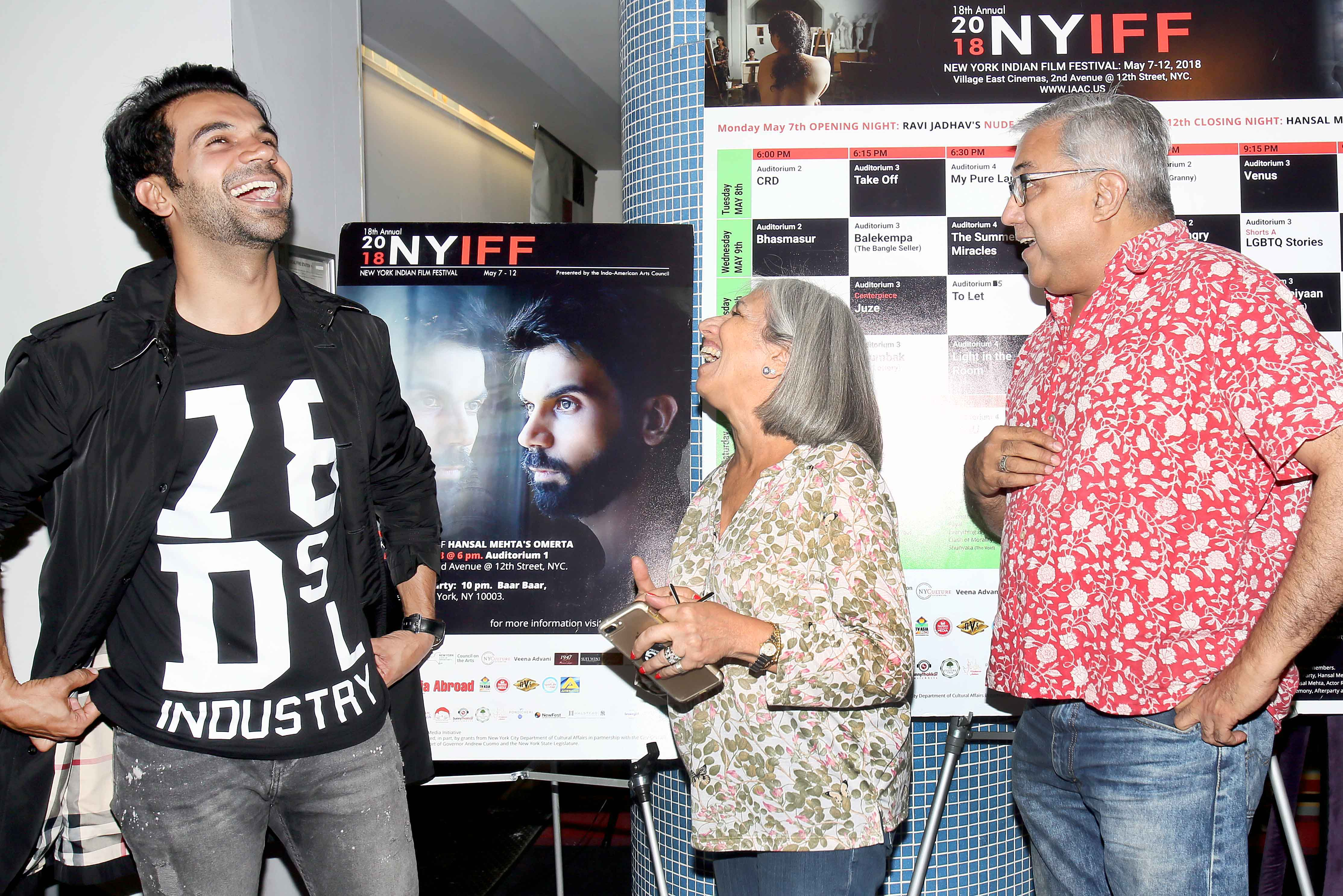 Nude wins Best Film award at NYIFF 2018 | News India Times