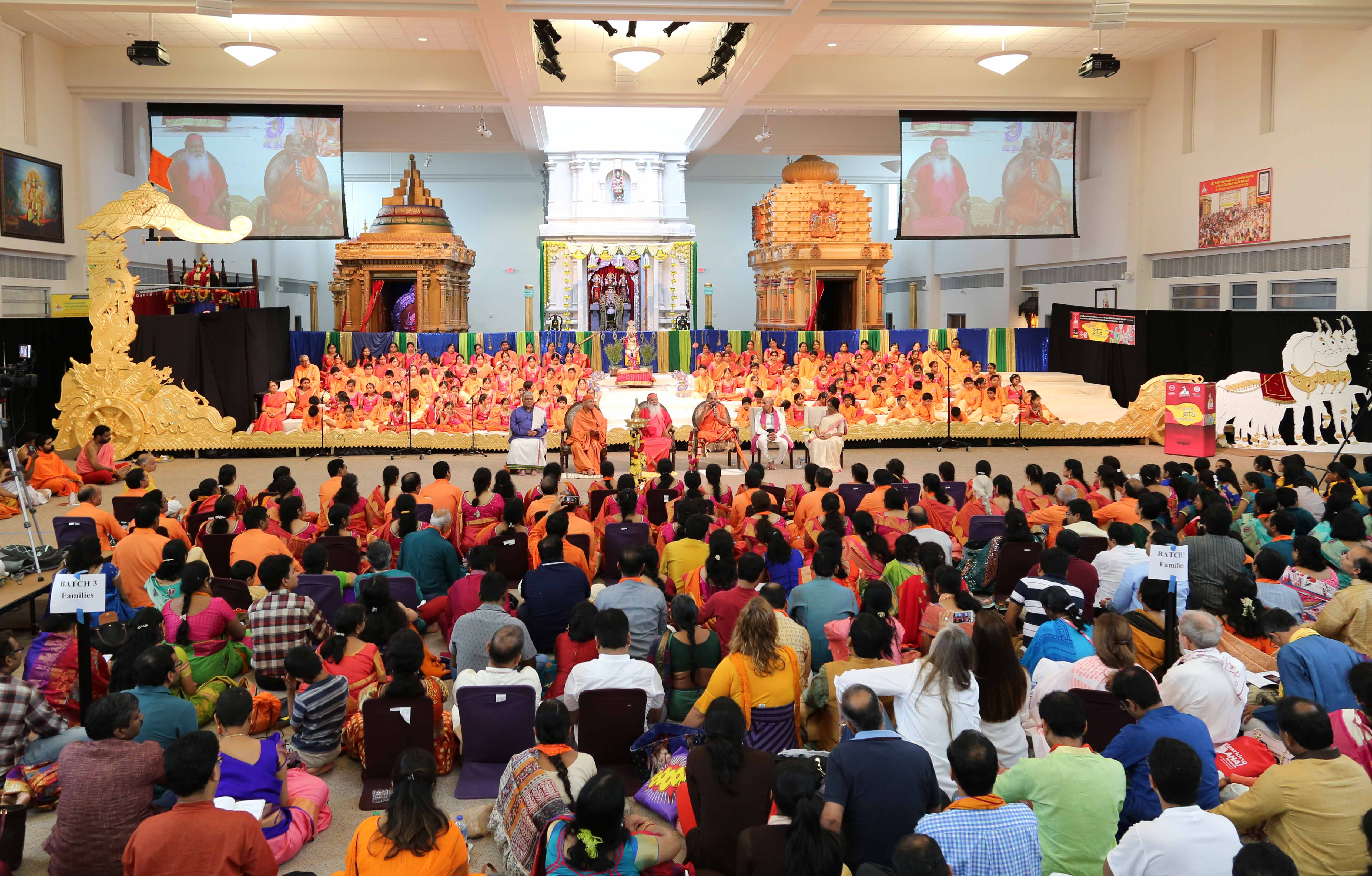 16th Annual Global Gita Conference held in Texas   News India Times
