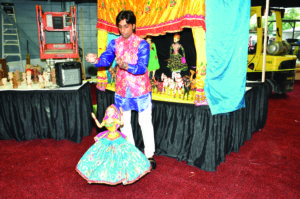 Indian-Americans, others, enjoy first 'Chalo India' held in
