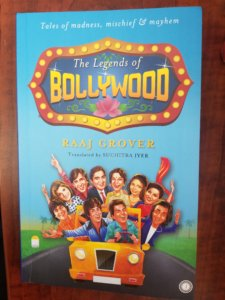 Raaj Grover's tribute to Bollywood   News India Times