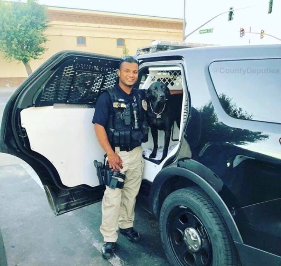 Suspect in California officer's shooting death captured