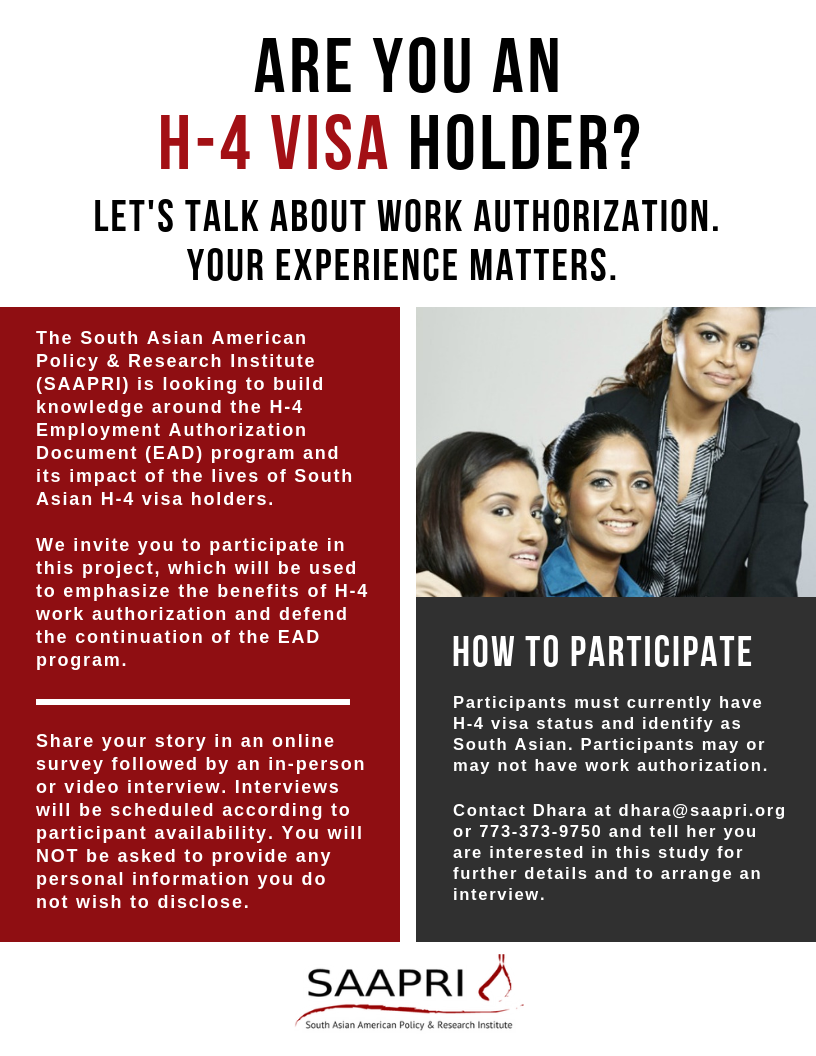 H-4 visa EAD to be eliminated by DHS | News India Times