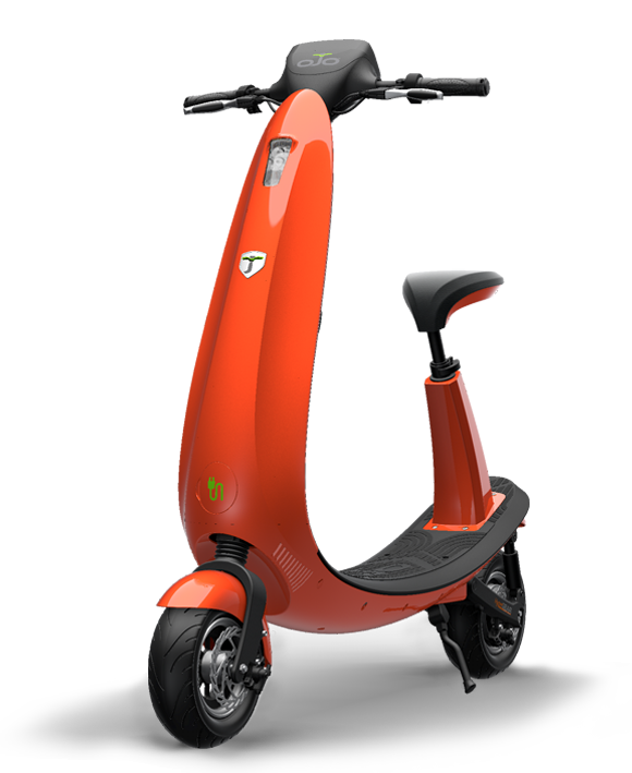 Sit Down Scooter >> A Sharable Sit Down Electric Scooter Company Is Launching In Texas