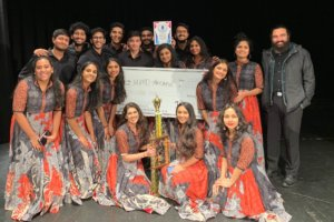 University of Maryland's Anokha wins the second Sahana competition at UCLA. (Courtesy: Facebook)