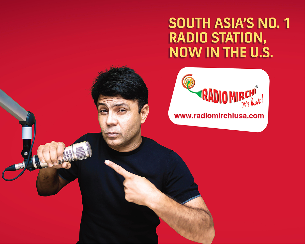 Radio Mirchi starts operations in the US | News India Times