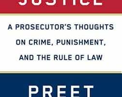 Photo of book jacket - Doing Justice by Preet Bharara (Photo Knopf, Handout via The Washington Post)