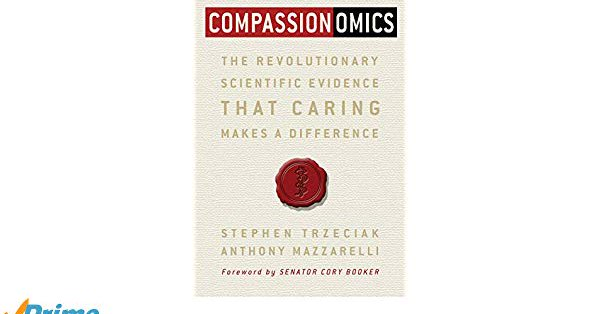 Doctors who show compassion have healthier patients who heal faster