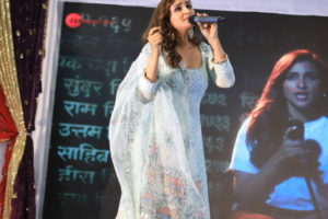 Bollywood star Parineeti Chopra was a huge draw at the Asian American Heritage Festival held in Edison, N.J. May 19, 2019. (Photo courtesy Ultimate Media)