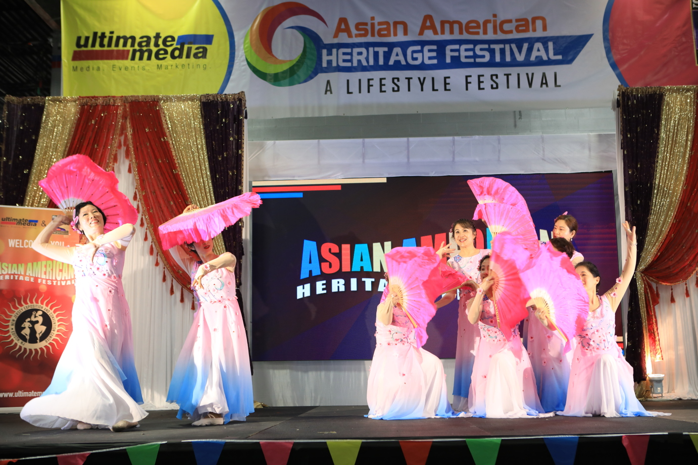 Asian American Heritage Festival brings thousands to Edison, N J