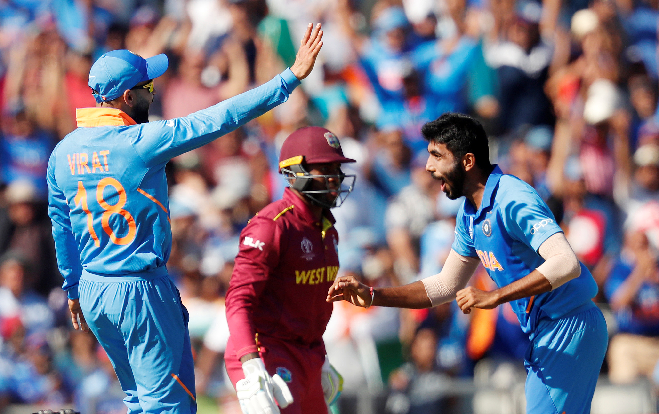 Clinical India eliminate West Indies to inch towards semis | News