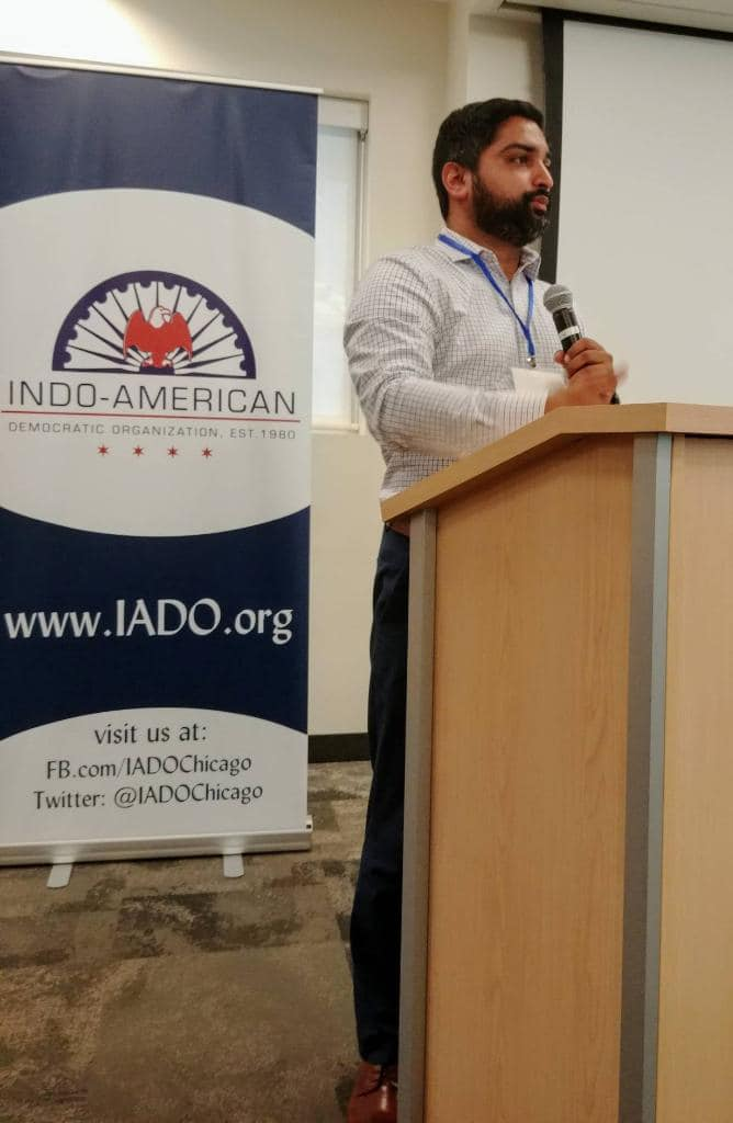 Indian-American organization holds 'Summit' of South Asian