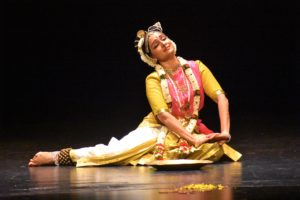 In addition to being an Emergency Medicine specialist and Medical Director of the Edward Hospital Care Center, Dr. Sangita Rangala is a world-class dancer and choreographer in the Kuchipudi and Odissi styles of Indian classical dance. (Photo: courtesy Edward Foundation/Edward-Elmhurst Health)