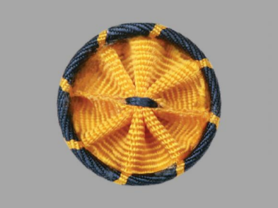 2019 AAAS Fellows will receive rosette pins in gold and blue, colors symbolizing science and engineering, at annual meeting in 2020. (Photo: AAAS.org)