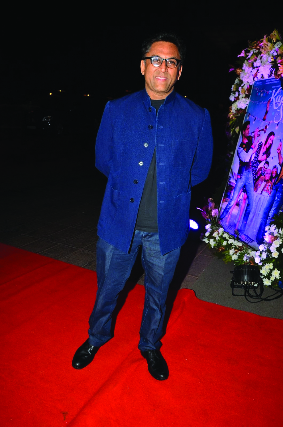 Mumbai: Filmmaker Ram Madhvani during the success party of film Kapoor & Sons in Mumbai on April 3, 2016. (Photo: IANS)