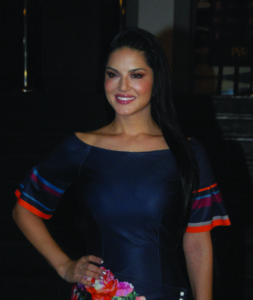 Actress Sunny Leone. (File Photo: IANS)