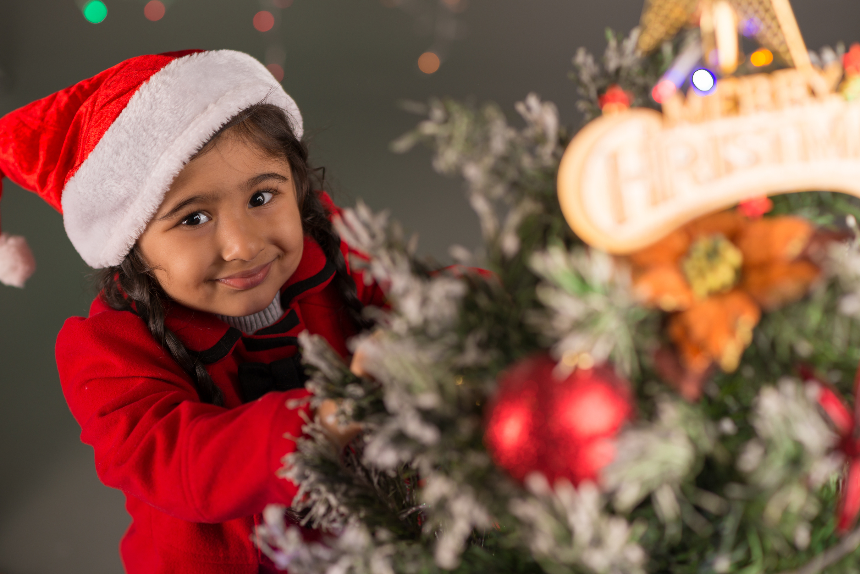 Indian Americans Celebrate Christmas