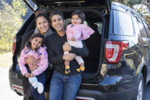 Suneel Gupta with family photo campaign website