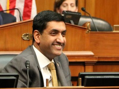 Congressman Ro Khanna, D-California (Photo: Twitter)