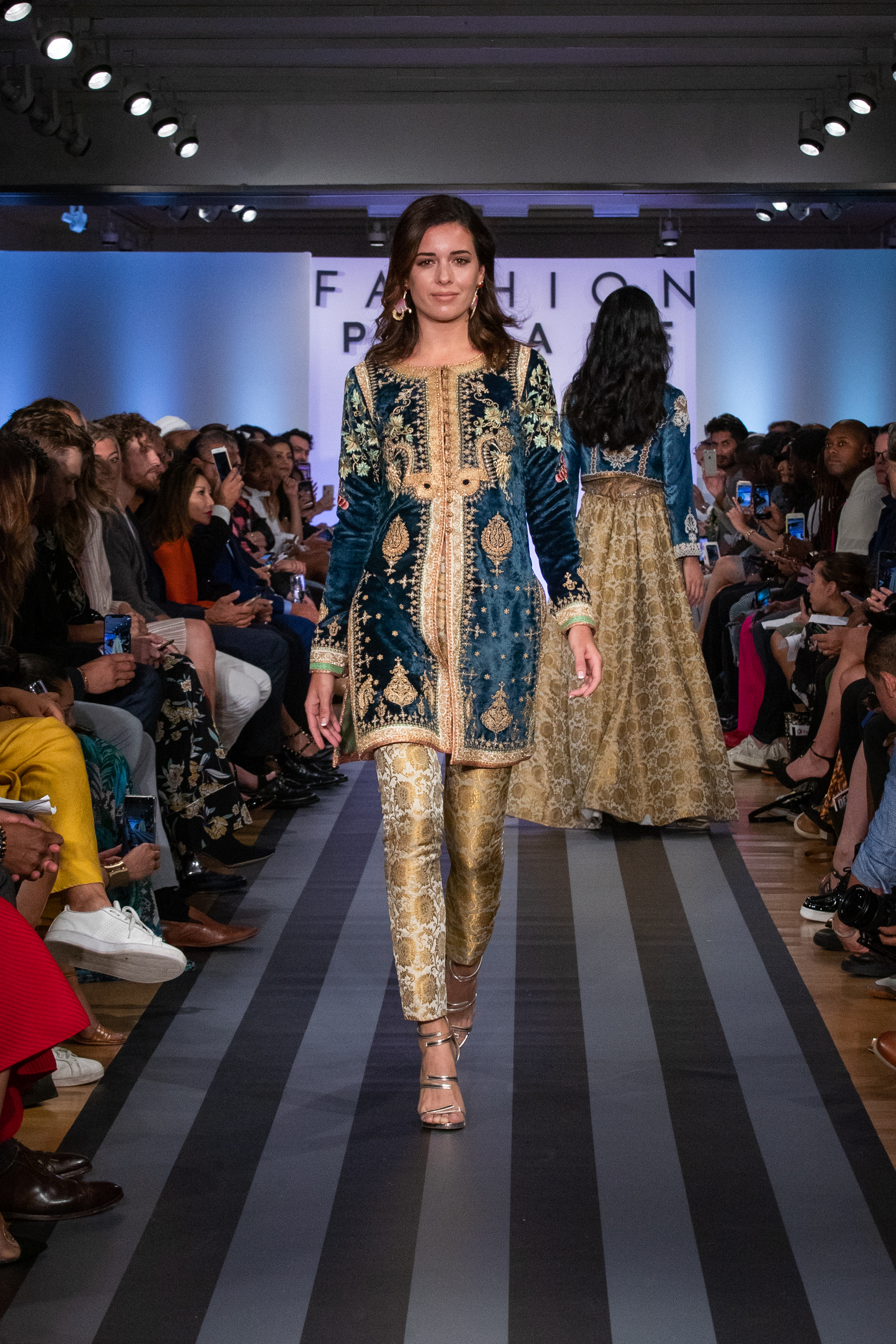 Fashion Parade Debuts In Usa An International Cultural Fashion Event News India Times