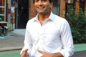 Candidate for Congress from NY District 12, Suraj Patel (Profile pic from Twitter)