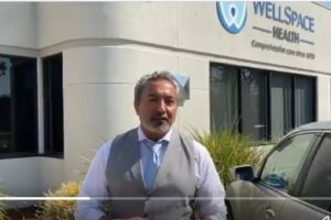 Rep. Ami Bera, D-California, in a video April 7, 2020 on World Health Day. (Photo videograb Twitter)