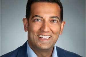 Paras Parekh, candidate for Lake County, Illinois board, was endorsed ny the Indo-American Democratic Organization July 7, 2020. Photo:  LinkedIn