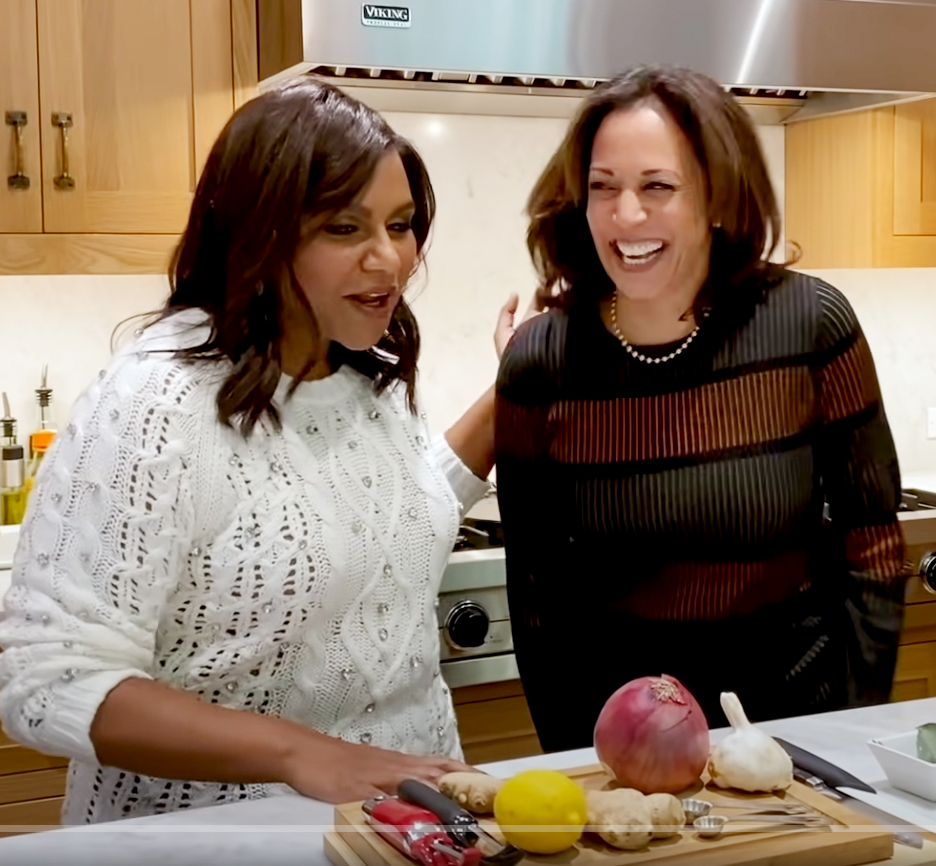 For Female Politicians Talking About Cooking Can Be Fraught Kamala Harris Is Breaking That Mold Too News India Times