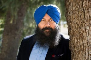 Karm Bains becomes the first Indian American of Sikh faith to serve on the Sutter County Board of Supervisors in California.  Photo: Karm Bains 2020 Facebook
